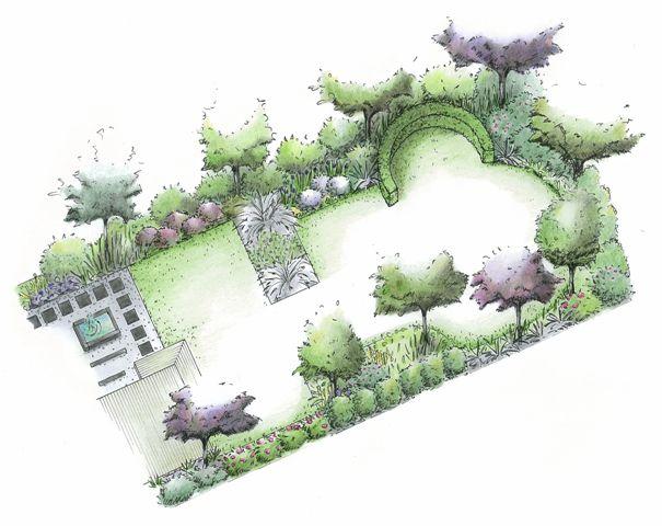 Rectangular Garden