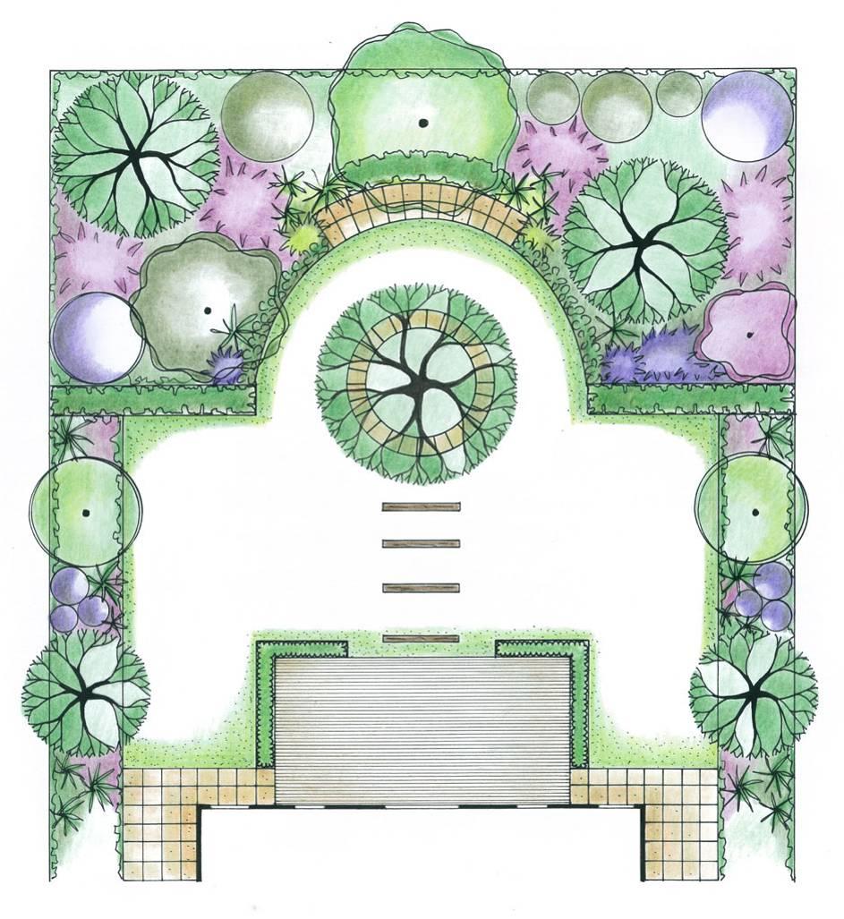 garden-plan-symmetrical-layout-formal-structure