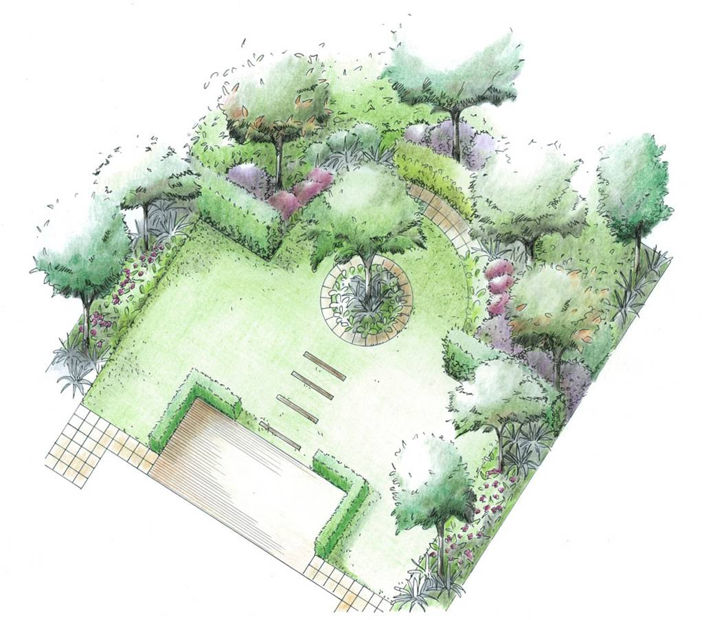 garden-plan-symmetrical-layout-formal-structure